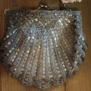 Beautiful La Regale Beaded Evening Bag!